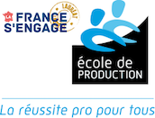 logo écoles de production