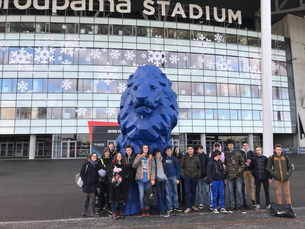 Groupama Stadium EDEN School