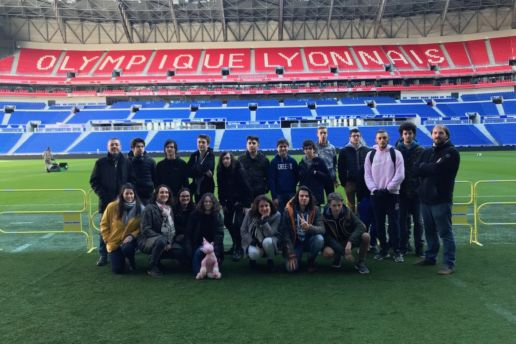 Groupama Stadium EDEN School