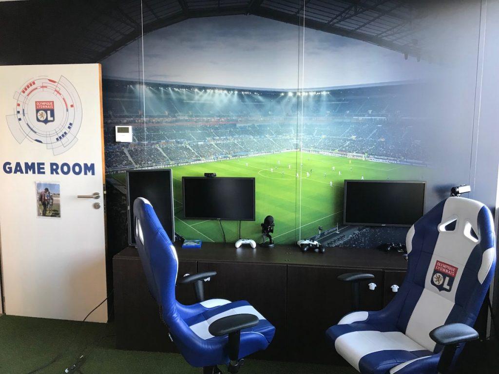 Groupama Stadium EDEN School e-sport