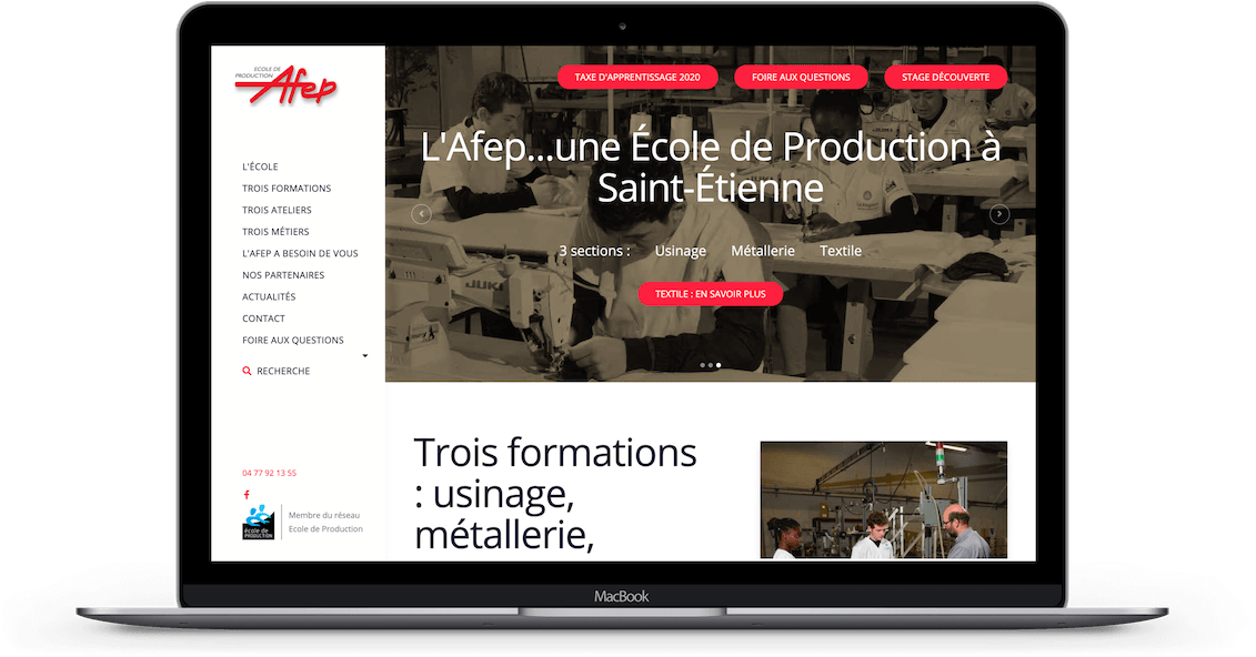 AFEP Ecole de Production